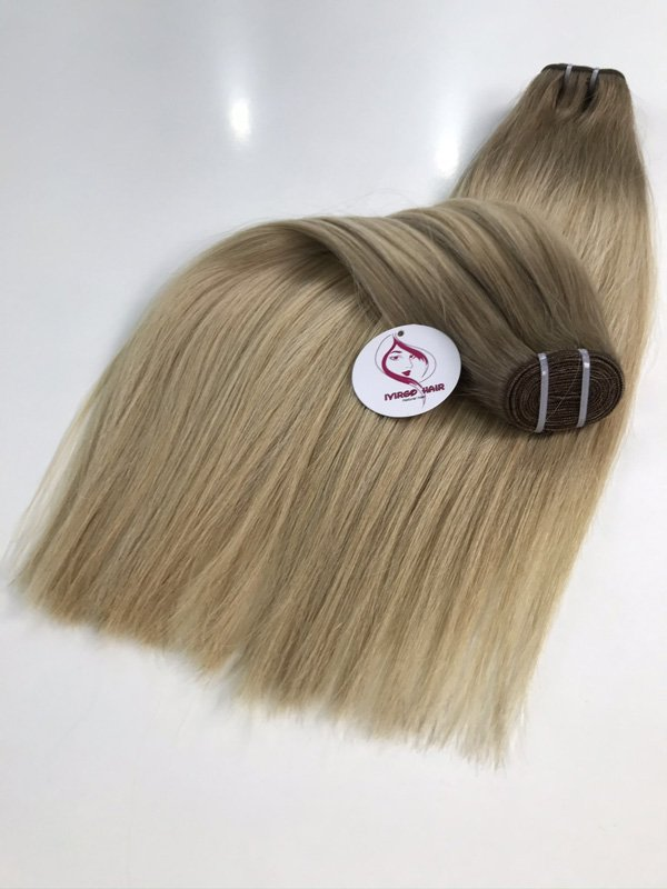 16 inches straight weft ombre 8c 60c