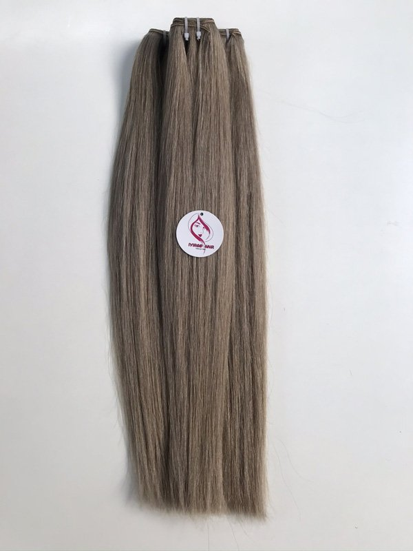 20 inches straight weft color 18c