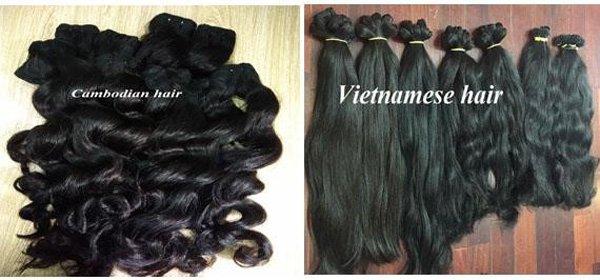 vietnames hair