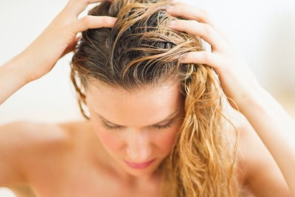 You should wash your hair everyday when using Rogaine