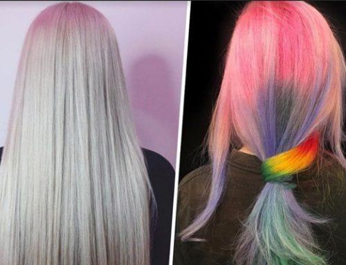 How long does splat hair dye last?